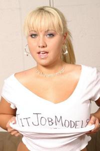 boob job model